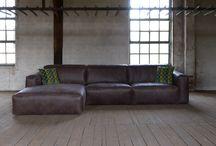 Room108 collectie / De Room108 collectie bestaat uit diverse modellen banken, hoekbanken, loveseats en fauteuils. Ieder met een uniek karakter, er is altijd een model dat past bij u en uw interieur. #hoekbanken #room108 #banken