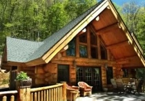 Mountain Cabins / Lovely log homes in the North Carolina Mountains