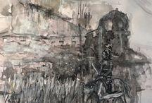 Martin Sieron Painting