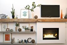 gas fireplace ideas