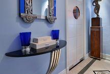Entryways / Designed by Keith Baltimore, Baltimore Design
