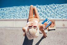 Photoset // Bleu by Max Reyes / Style Featured: Strange Fascination Photographer: Max Reyes Model: Bleu Archbold