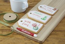 Christmas biscuits