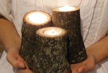 Home Decor Handmade Wood