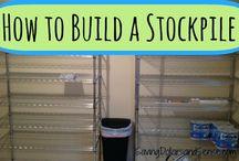 Pantry Surplus and Stock Piling