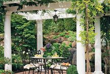 Landscaping with a Pergola