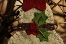 Christmas craft / by Gayle Perrett