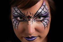 Make up Karneval