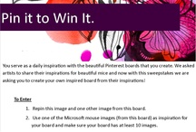 Microsoft Hardware #pinterest #sweeps / by Andrea D