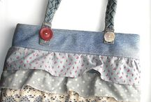 Fabric Recycling / Don't throw it out, see if it can be recycled