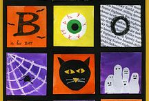 Classroom - Holidays/Seasons(Halloween,Fall,Thanksgiving) / by Linda Soule