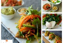 Mouth watering ile de pain dishes! / It's all about flavour!
