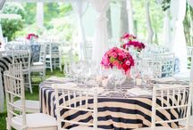 Wedding tables / Wedding table. Nice ideas for decorations