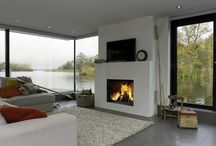 Bellfires gas fireplaces