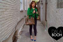 Fashion Blog / Dalabooh's lookbook, tips and tricks...