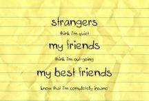 me, myself & other stuff.