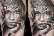 tattoo leg sleeve