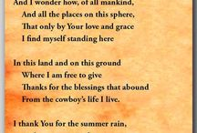 Western Code: Country Wisdom / Here's to all those folks who know right from wrong, the good from the bad. Let's all learn the code of the west! / by F.M. Light and Sons