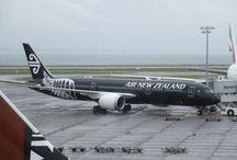 New Zealand Aviation / Aircraft