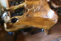 Dřevo design