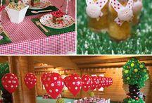 Esküvő-dekoráció,fotó,köszönő ajándék