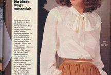 Burda moden 80s