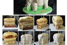Cake Decorating / Pretty & Fun