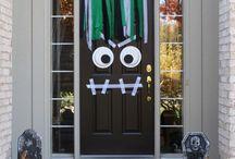 Decoraciones halloween