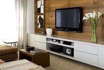How To Incorporate A TV In A Room