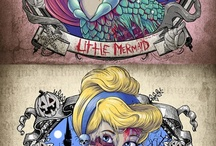 Disney horror things / This is for destroying your childhood characters