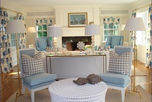 living rooms / by Cindy Messinger