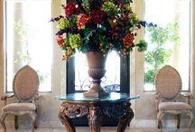 Florals and Interior Design