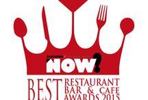 Best Restaurant Bar and Cafe Award 2015