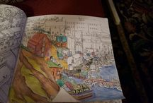 my coloring / by Dianne Suhrbier Morrison