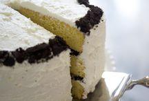 Kage og dessert