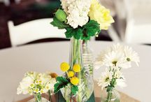 Flowers.  / Pretty flowers, bright colours and gardening tips