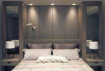 bedroom cabnitry