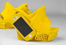 DRESS.3D. / 3D printed fashion & accessories.  / by Cubify