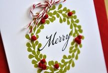 Christmas Greeting Card Ideas / by Eric Nguyen