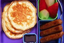 School Days- Lunches