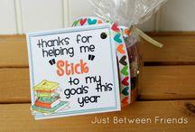 Great DIY Gift Ideas / by Jill Tritt