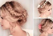 hairsyle cool beauty