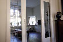 Kamer deur