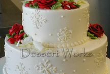 Karácsonyi Esküvő - Christmas themed wedding