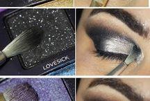 make-up styles