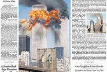 Amerika 11 september 2001
