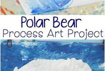 bear art