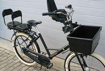 Le vélo sous toutes ses formes. / Le vélo et ses  héros ,