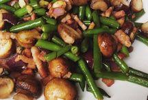Koolhydraatarme gerechten