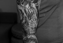tatto scultura